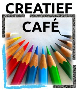 Creatief café: Collages en brainstormmiddag