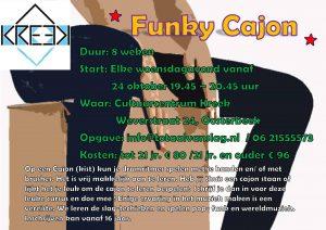 Funky Cajon cursus