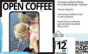 Open Coffee Juli