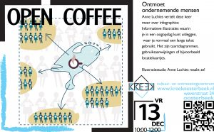 Open Coffee met Anne Luchies
